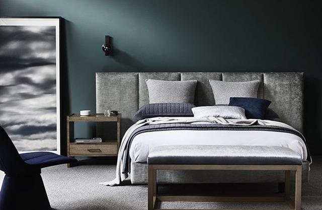 bedroom design, interior, contemporary, home