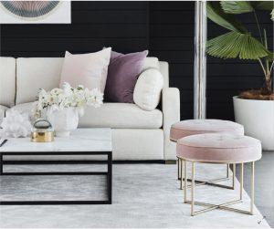 Classic lounge room