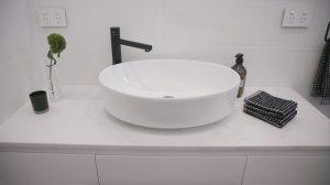 Contemoprary bathroom basin